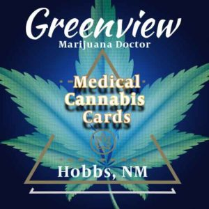 hobbs nm cannabis cards